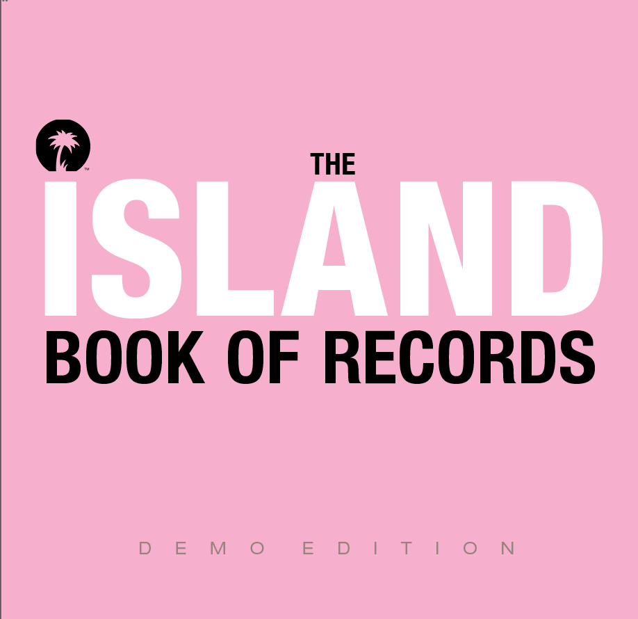 THE ISLAND BOOK OF RECORDS